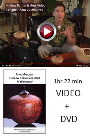 hollow forms and urns video plus dvd