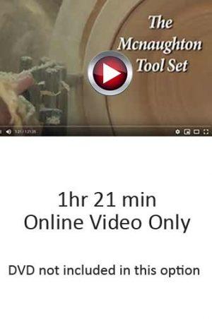 McNaughton Center Saver online video option