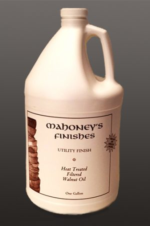 Utility Finish Oil - 1 gallon